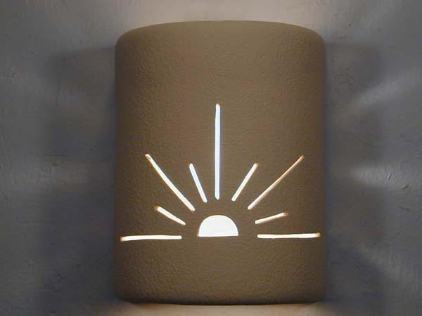 Open Top-Sunrise Design-Tan color-Indoor/Outdoor