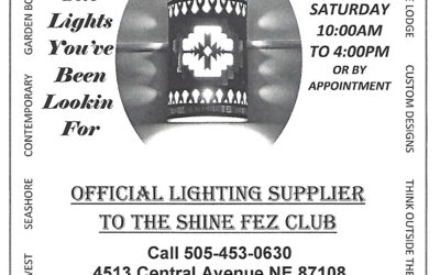 Official Lighting Supplier to Shine Fez Club Shriners