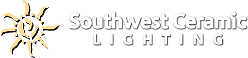 Southwest Ceramic Lighting