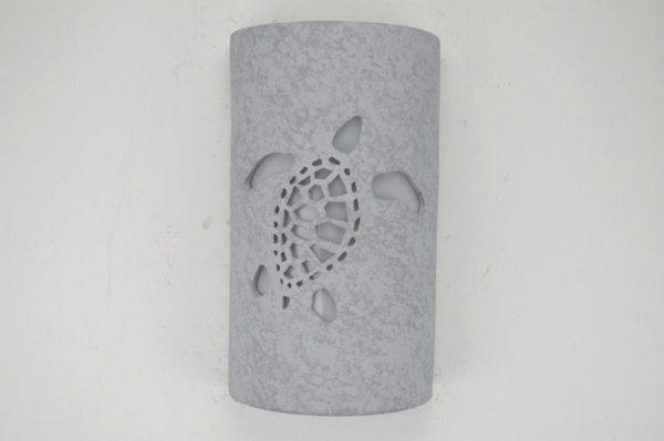 14'' Ocean Turtle-Gray Tone-indoor or outdoor 116 366 637 90