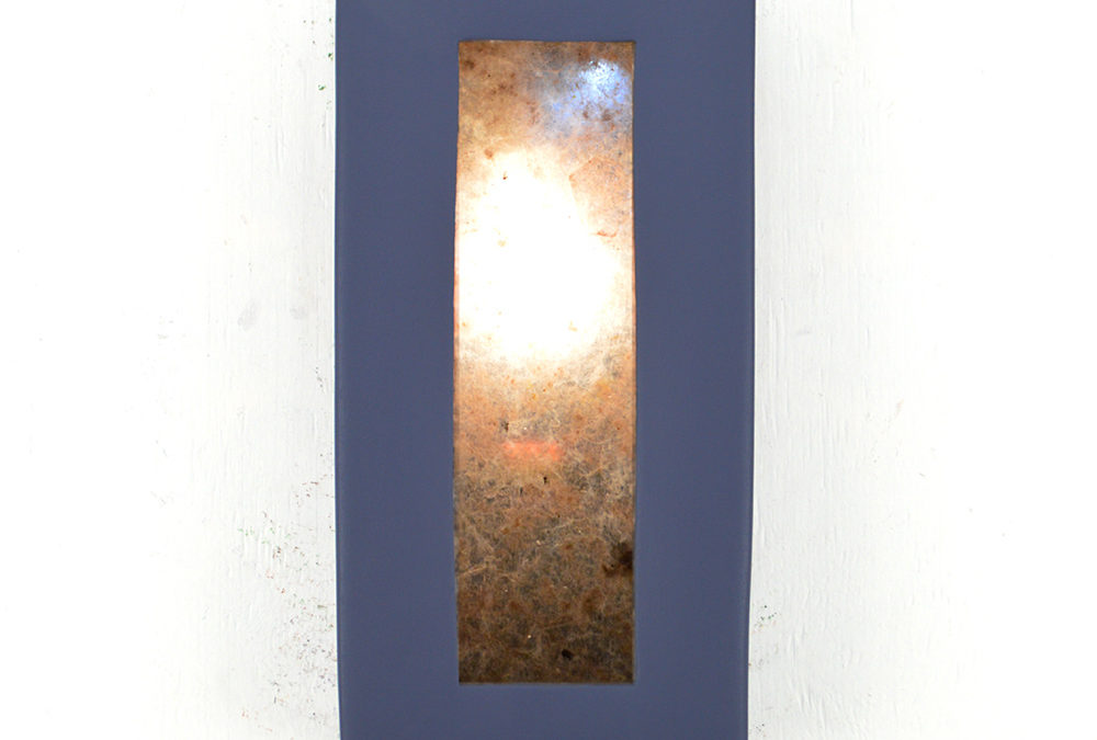 Picture Window-Navy Blue-Silver Mica-Indoor-Outdoor-14″ Low Profile ADA Rectangle-Open Top